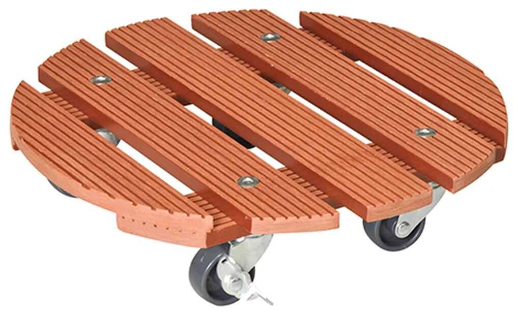 Ruukunalusta Multi Roller, Ø29 cm, Terrakotta