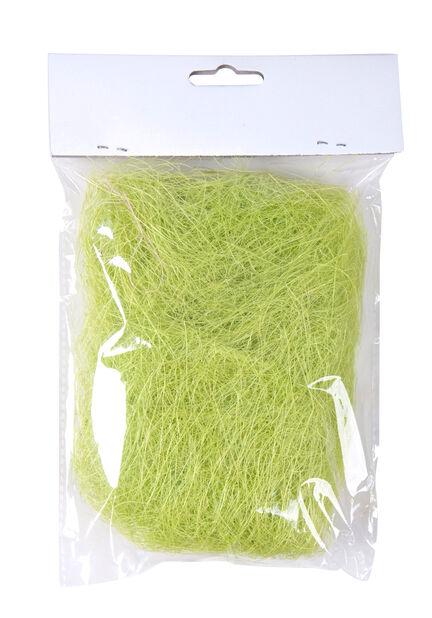Sisal, vaaleanvihreä, 21 g