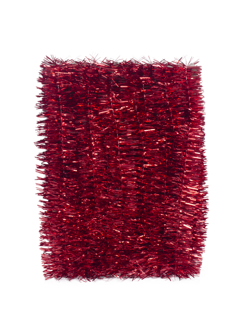 Kimallenauha, Pituus 5 m, Punainen