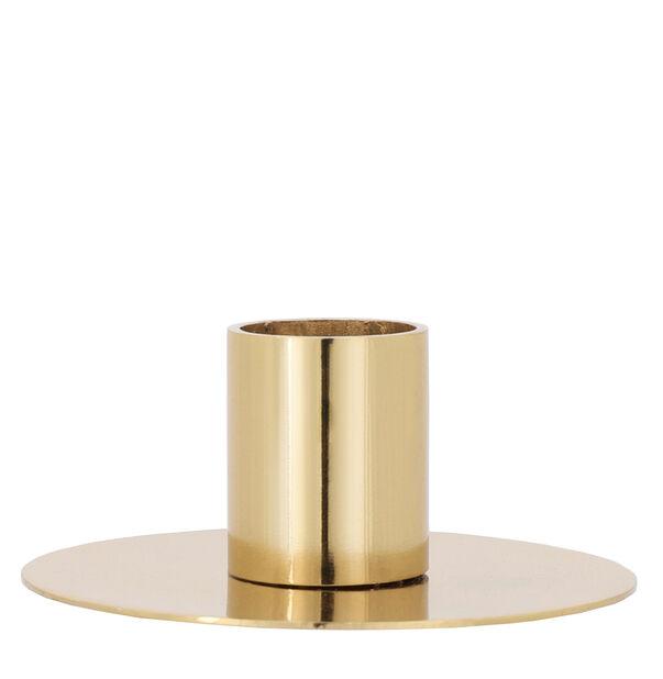 Kynttilänjalka Li, Korkeus 4 cm, Kulta