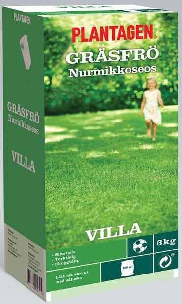 Nurmikonsiemen Villa 3 kg