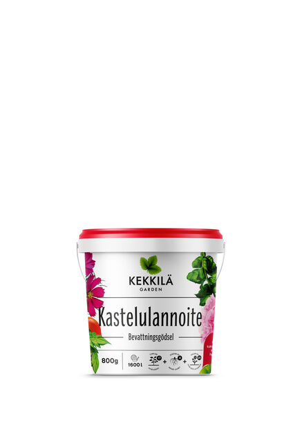 Kastelulannoite, 800 g