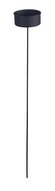 Ulkotuliteline, Korkeus 86 cm, Valkoinen