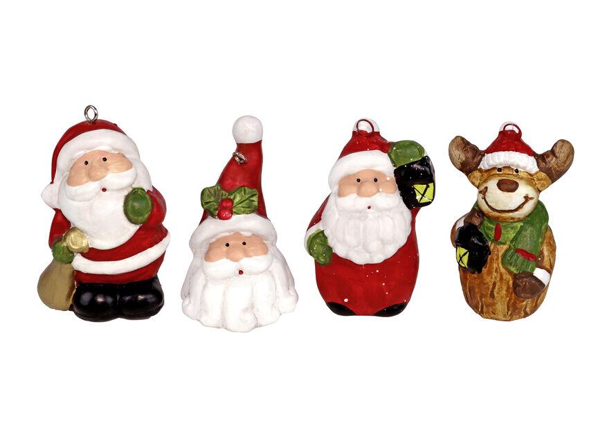 Joulukoriste , Korkeus 5 cm, Useita värejä