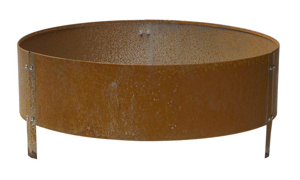 Viljelykaulus käsittelemätön rauta, Ø60 cm, Harmaa