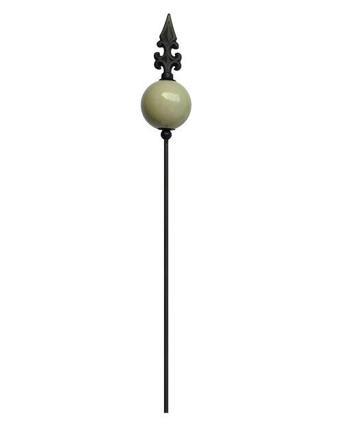Pallo-koristetikku, Korkeus 95 cm, Vihreä