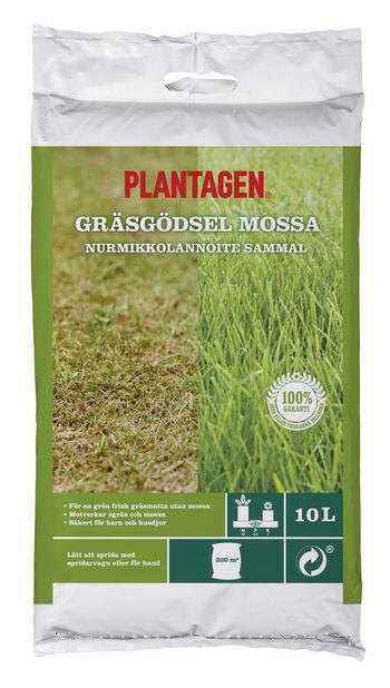 Moss control+ Lawn Fertil 10L organomineral SE/FI