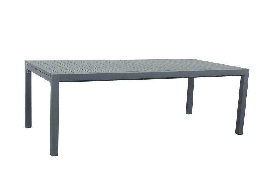 Pöytä Palermo, Pituus 337 cm, Musta