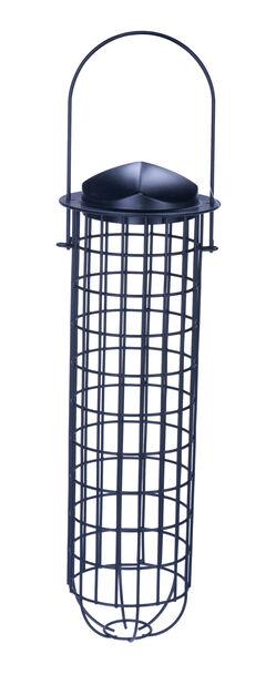 Ruoka-automaatti talipalloille, Korkeus 29 cm, Musta