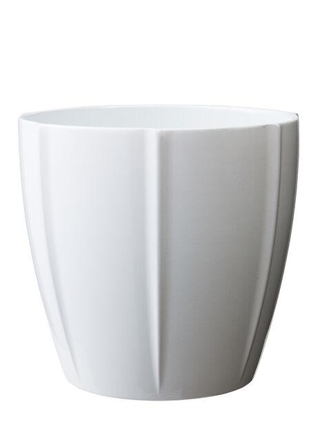 Ruukku Justin , Ø25 cm, Valkoinen