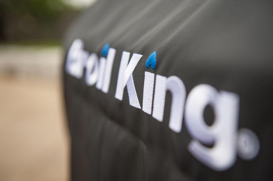 Grillinsuojus Broil King Crown 400 Series, Musta
