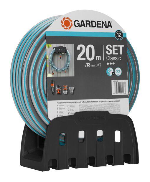 Letku 13mm 20M Teline+Liitin Gardena