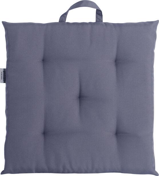 Istuintyyny Morris, Pituus 40 cm, Harmaa