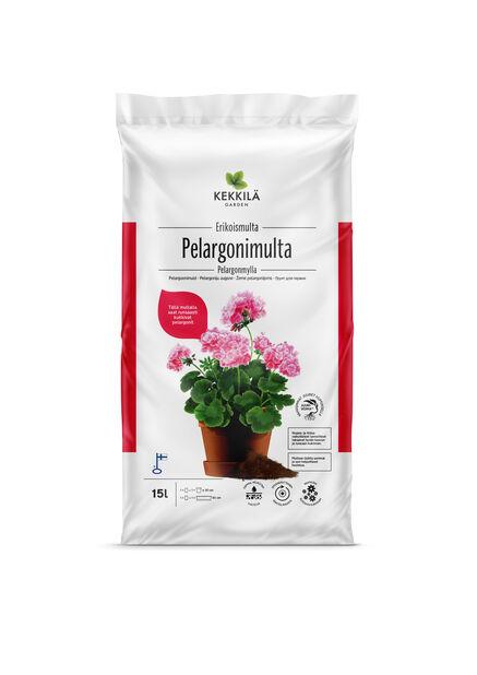 Kekkilä Pelargonimulta, 15 L