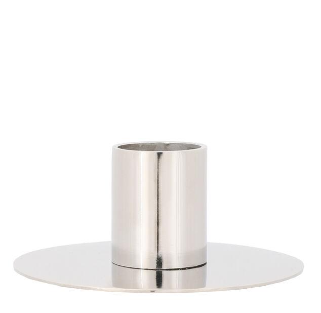 Kynttilänjalka Li, Korkeus 4 cm, Hopea