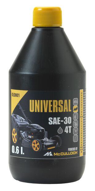 4-tahtiöljy Sae 30, 600 ml