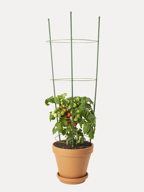 Kasvituki taitettava, Korkeus 90 cm, Vihreä