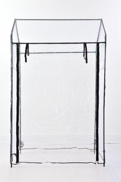 Kasvihuone lavakaulukseen, Pituus 120 cm, Läpinäkyvä