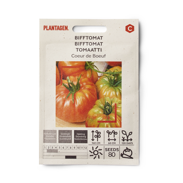 Tomaatti 'Coeur de Boeuf'