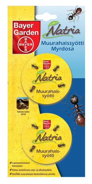 Muurahaissyötti Natria 2 kpl