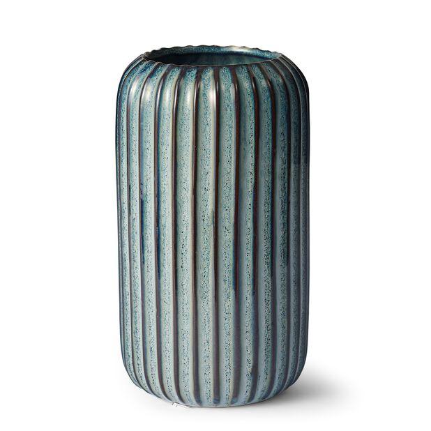 Maljakko Leya, Korkeus 19 cm, Sininen