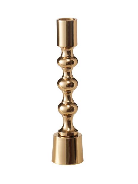 Kynttilänjalka Madison, Korkeus 19.5 cm, Kulta