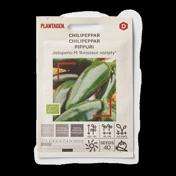 Meksikolainen pippuri Jalapeño