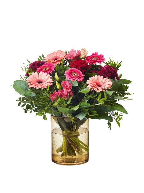 Kukkakimppu exclusive, Ystävänpäivä