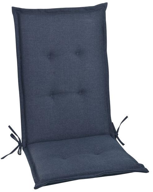 Tyyny Linwood 118x48x4,5 cm, Pituus 118 cm, Tummansininen