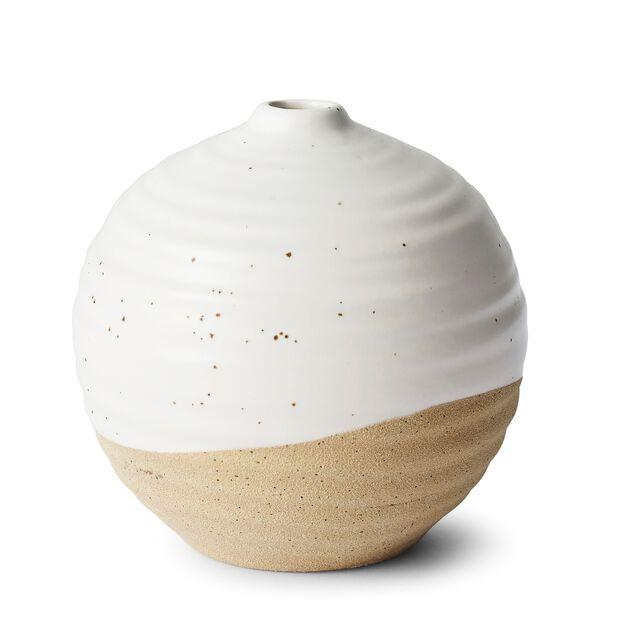 Maljakko Tove, Korkeus 12 cm, Valkoinen