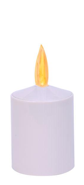 Kynttilä hämärätunnistimella LED