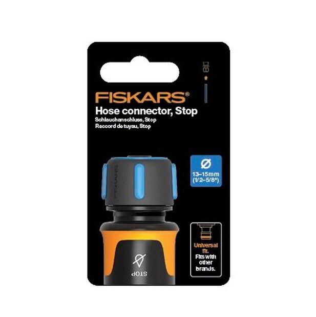 """CF pikaliitin, Stop 13-15mm (1/2-5/8"""") Fiskars, Musta"""