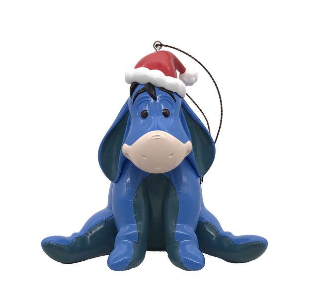 Joulukoriste Disneyn Ihaa, Korkeus 8.5 cm, Sininen