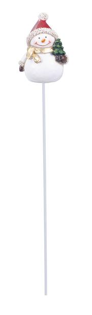 Koristetikku tonttu/enkeli/lumiukko