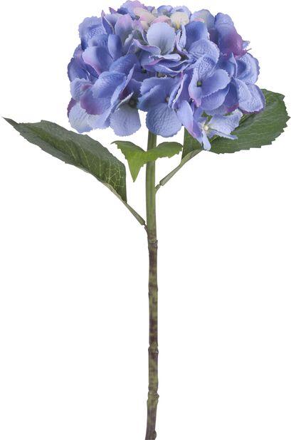 Leikkohortensia tekokasvi, Korkeus 51 cm, Sininen