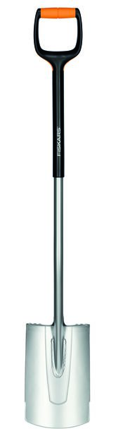Xact puutarhalapio L Fiskars, Pituus 120 cm, Harmaa