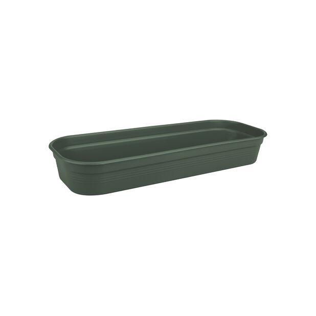 Kylvöastia Green Basics Grow Tray L, Pituus 51 cm, Vihreä