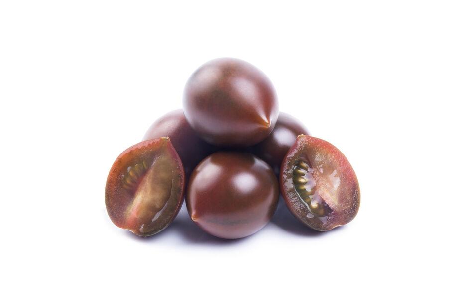 Kirsikkatomaatti 'Chocolate Cherry', Ø10.5 cm, Musta