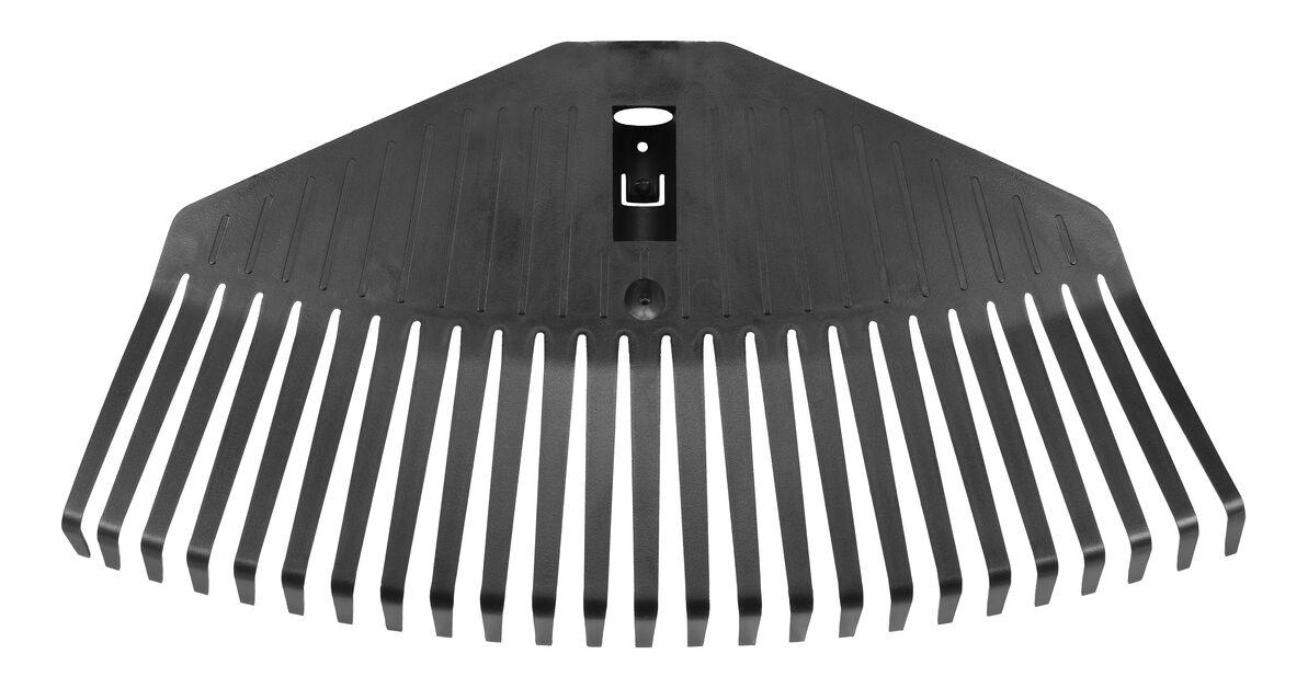Solid Lehtiharavan lapa M Fiskars, Leveys 41.5 cm, Monivärinen