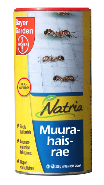 Muurahaisrae 250g Natria