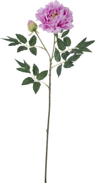 Pioni, K61 cm, vaaleanpunainen, tekokasvi