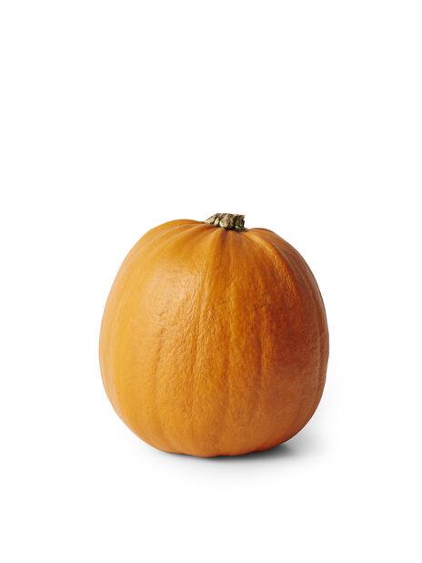 Halloween-kurpitsa, Korkeus 34 cm, Oranssi