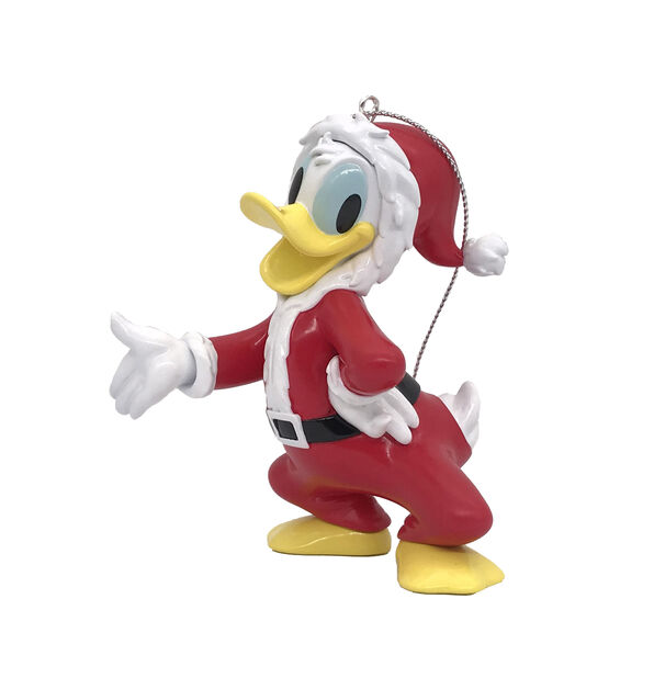Joulukoriste Disneyn Aku Ankka, Korkeus 7.5 cm, Monivärinen