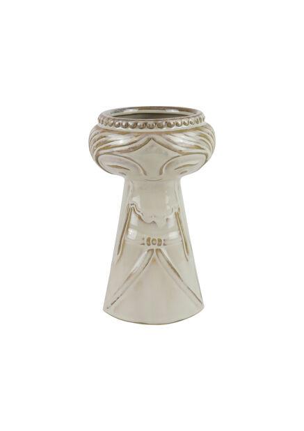 Maljakko Lilja, Korkeus 18 cm, Valkoinen