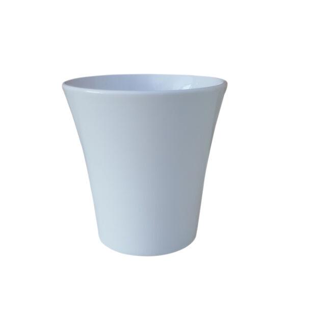 Ruukku Harmoni korkea 12,5 cm, valkoinen