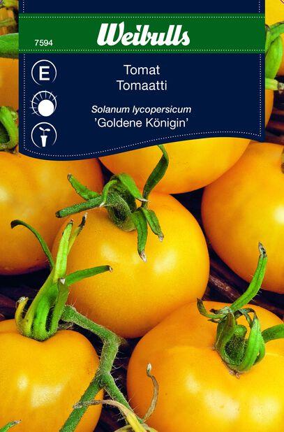 Tomaatti 'Goldene Königin'