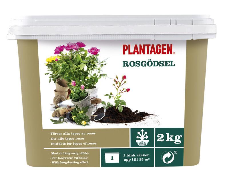Ruusulannoite, 2 kg