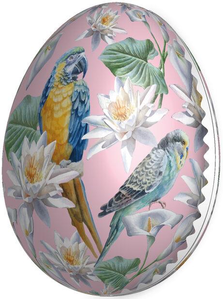Pääsiäiskoriste pääsiäismuna, Korkeus 15 cm, Monivärinen