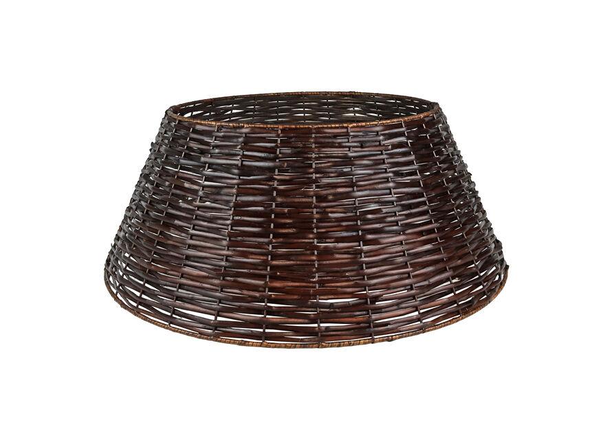 Joulukuusenjalan suojakori, Ø63 cm, Ruskea