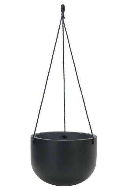 Amppeliruukku Nova , Ø30 cm, Musta